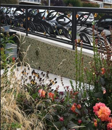 Public Art Wall - Edmonds, WA