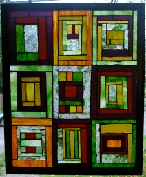 Log Cabin Nine