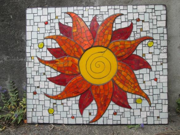 Alma's wall sun